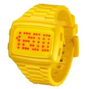 LED Uhr - Herren - L69-098RD-YPU