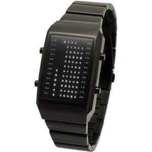 LED Uhr - Herren - L84-022WT-BSM