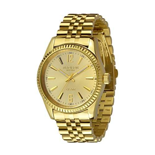 Madison New York Glamor Damen Armbanduhr Angie L4791D1