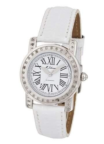 MJohansson Damen Quarz Armbanduhr S2245Lw