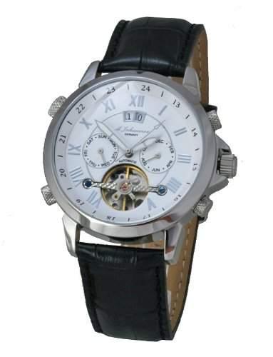 MJohansson Herren Automatik Armband Uhr AulisLSW