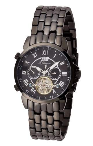 MJohansson Herren Automatik Armband Uhr AulisBBB