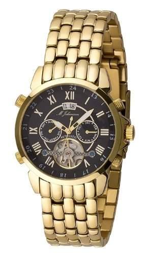 MJohansson Herren Automatik Armband Uhr AulisGGB