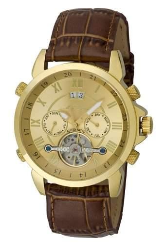 MJohansson Herren Automatik Armband Uhr AulisLGG