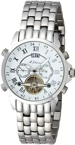 MJohansson Herren Automatik Armband Uhr AulisSSW