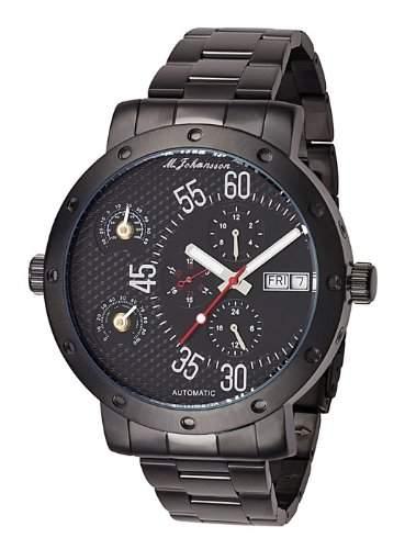 MJohansson Herren Armband Uhr XXL 52 mm ArisBBB