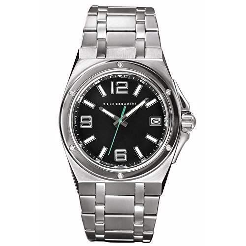 Baldessarini Herren-Armbanduhr XL TYO Analog Edelstahl Y8018W20H6