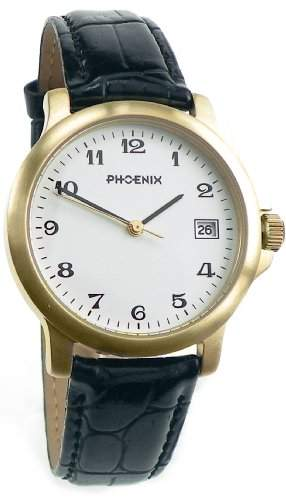 Phoenix Herren-Armbanduhr Analog Quarz PX055071002