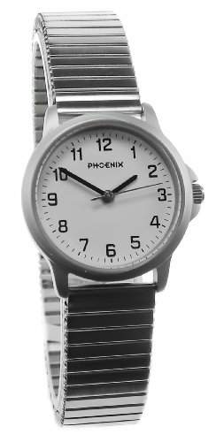 Phoenix Damen-Armbanduhr Analog Quarz PX066632001