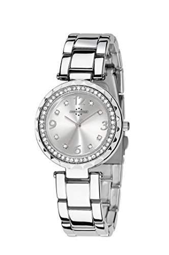 Chronostar Watches Damen-Armbanduhr PURE Analog Quarz Edelstahl R3753227502