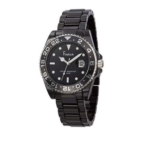 Freelook Damen-Armbanduhr Céramique HA5109-1