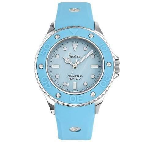 Freelook Damen-Armbanduhr Aquajelly HA9035-6E