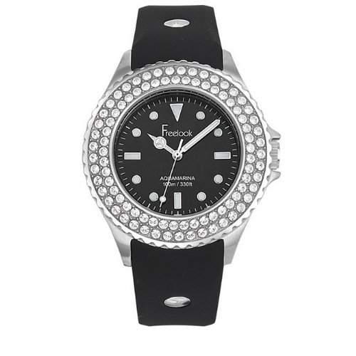 Freelook Damen-Armbanduhr Aquajelly Swarovski HA9036-1
