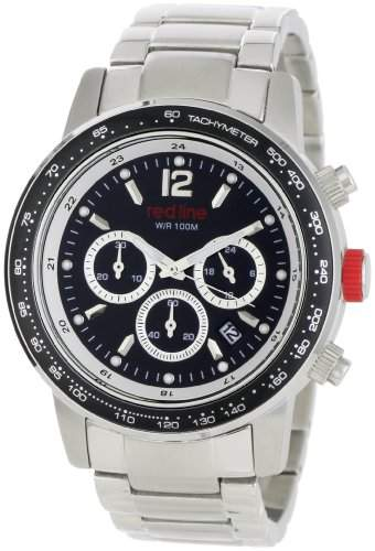 red line Herren RL-50012-11 Meter Collection Chronograph Uhr
