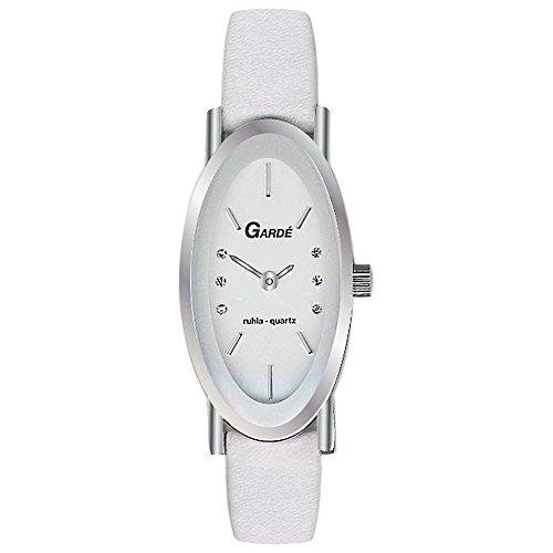 Garde by Ruhla Uhr Damen Edelstahl Armbanduhr Modell Elegance 20173 3