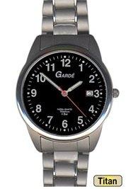 Garde Elegance Titan Armbanduhr 1310 6