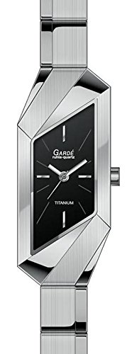 Garde Ruhla elegante Titanuhr fuer Damen 25444