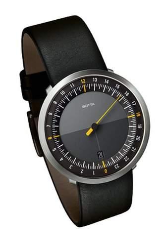 Botta Herren-Uhren Quarz Analog 229010