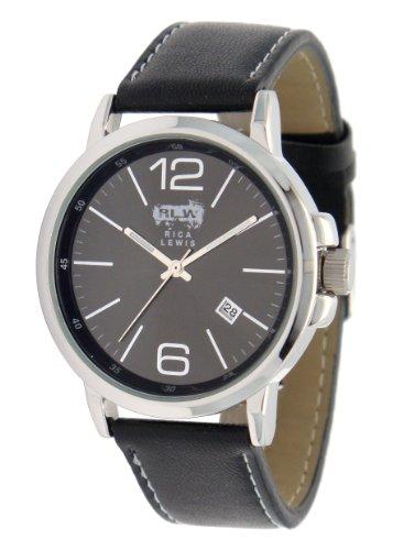 Rica Lewis Herren Armbanduhr Analog Leder 9022312