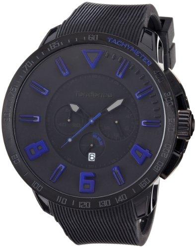 TENDENCE Unisex Armbanduhr GULLIVER SPORT Analog plastik schwarz TT560004