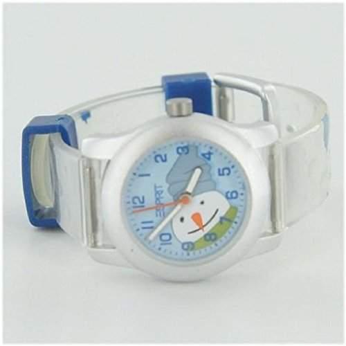 Esprit Kinder Uhr Geschenkset Jungen 4298950 Kinderuhr + Anhaenger