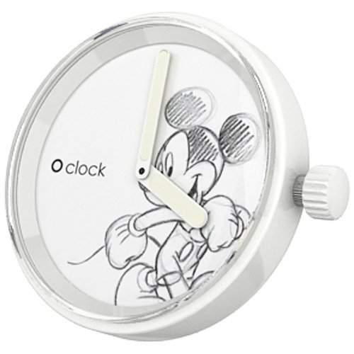 Oclock Wechsel Uhrwerk by Citizen Uhrengehaeuse Dial Mickey