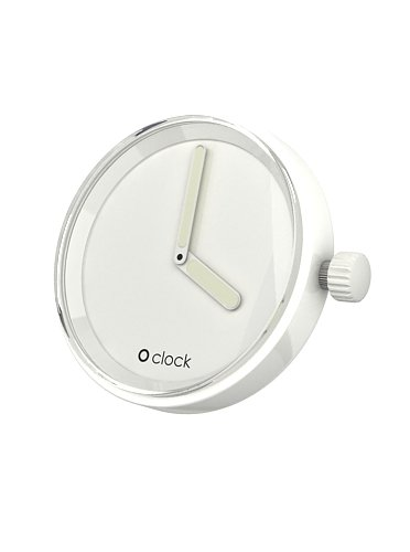 O clock Unisex Uhrengehaeuse MECHANISM fuer Armbanduhr Analog MEC BI
