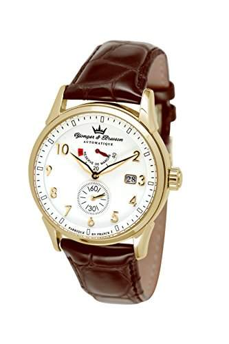 Yonger & Bresson Armbanduhr - YBH 8341-03