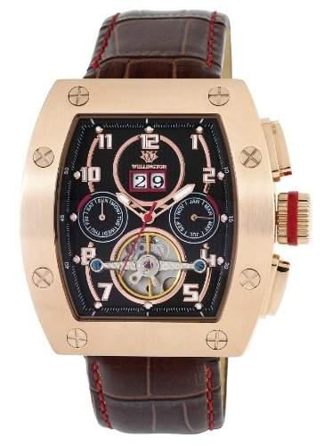 Wellington Herren-Uhren Automatik WN107-325