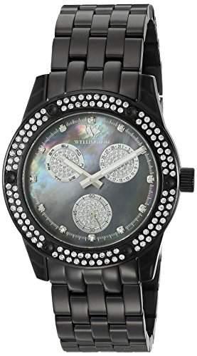 Wellington Damen-Armbanduhr Mataura Analog Edelstahl beschichtet WN507-622