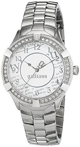 Galliano Damen Armbanduhr Quarz Stahl R2553113502