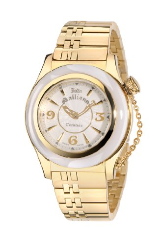 John Galliano Damen Armbanduhr New lu R1553102545