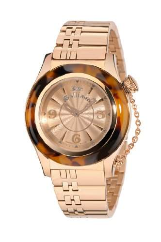 John Galliano Damen-Armbanduhr New Élu R1553102517