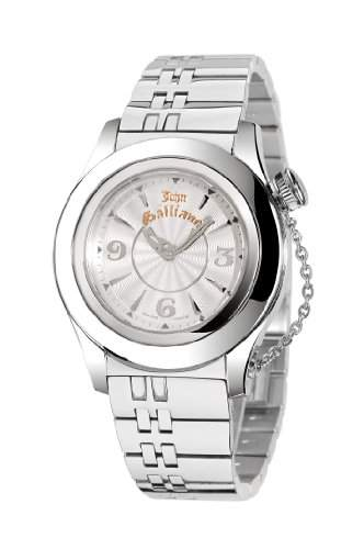 John Galliano Damen-Armbanduhr New Élu R1553102615