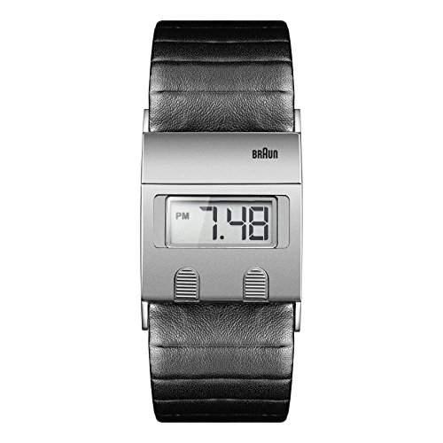 Braun Unisex-Armbanduhr BN0076SLBKG Analog Quarz Leder 66522