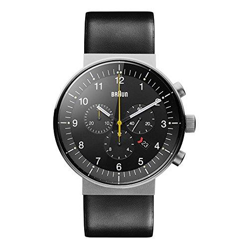 Braun Herren Armbanduhr BN0095SLG