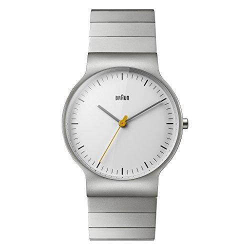 Braun Herren Armbanduhr BN0211SLBTG