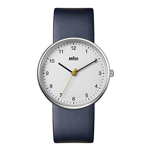 Braun Herren Armbanduhr Analog BN0231WHBLGAL