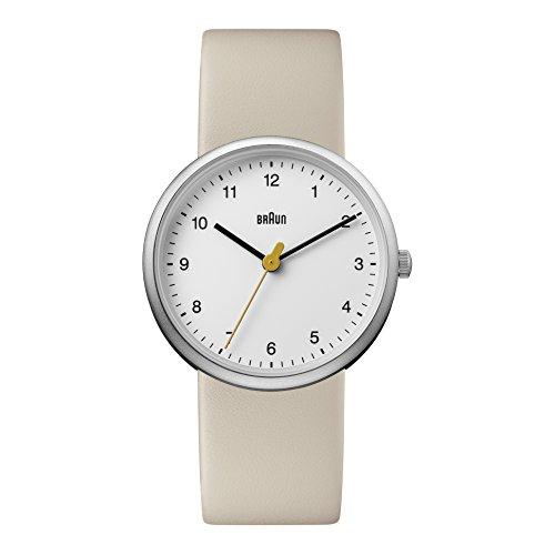 Braun Damen Armbanduhr Analog BN0231WHTNLAL