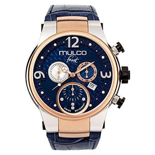 MULCO Frost MW5 2602 043 blau Leder Band