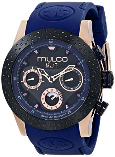 MULCO Chronograph Kripton MW5 1962 445