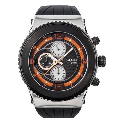 Mulco MW5 3782 024 Chronograph Silikon Gray Man