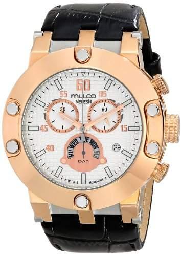 MULCO Nefesh MW1-29778-123 watch Swiss Movt ISA 8172220