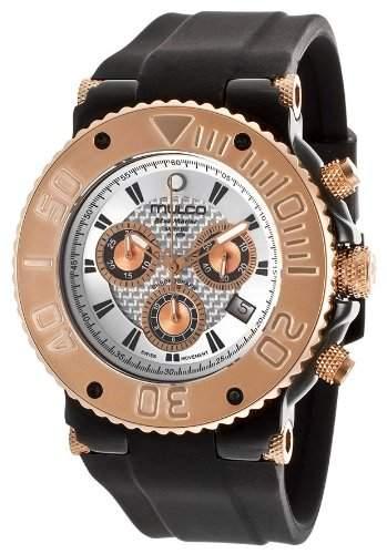 Mulco Unisex Unisex-Armbanduhr MW3-70601-021