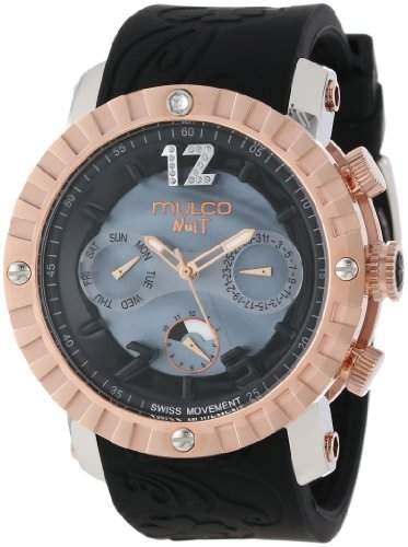 Mulco Unisex Unisex-Armbanduhr MW5-1876-023
