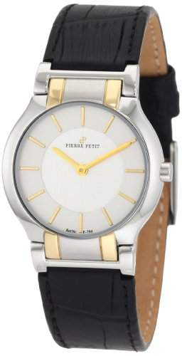 Pierre Petit Damen-Armbanduhr XS Laval Analog Leder P-799C