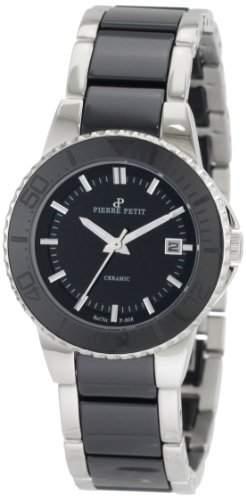 Pierre Petit Damen-Armbanduhr XS Colmar Analog Keramik P-808A