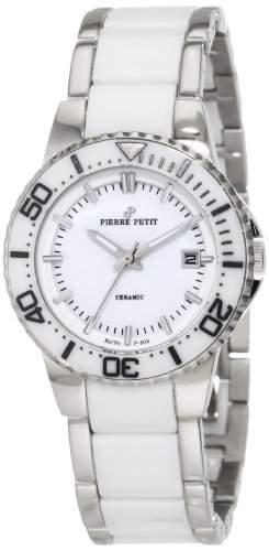 Pierre Petit Damen-Armbanduhr XS Colmar Analog Keramik P-808B