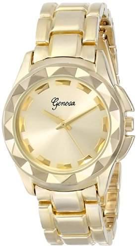 Geneva Damen 2391B-GEN Gold-Tone Bracelet Armbanduhr