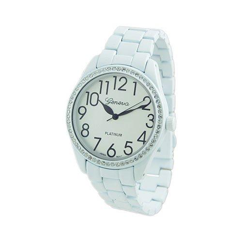 Simplicity Kristall Fashion Armbanduhr